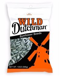 Wild Dutchman Sunflower Seeds 13 Oz
